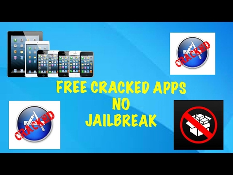HOW TO DOWNLOAD AND SIGN HACKED/TWEAKED APPS: NO JAILBREAK