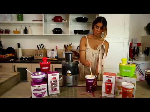 Ciacci-Tutorial Presenta Milkshake con Zoku