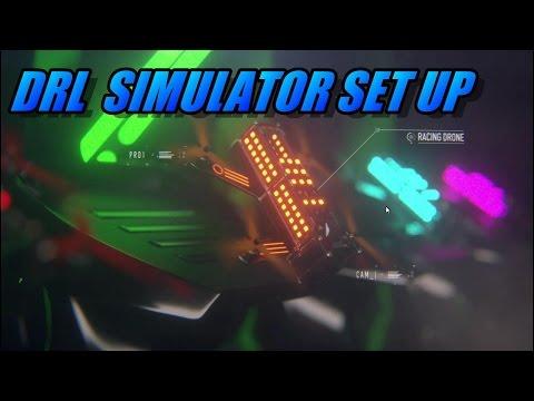 DRL Simulator Set Up Guide