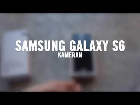 Samsung Galaxy S6 – kameran