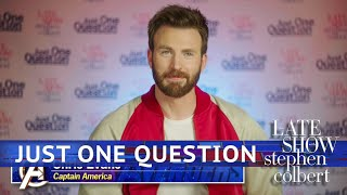 Just One Question: 'Avengers: Endgame' Edition