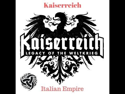 DOWNLOAD:HOI4 Kaiserreich Italian Empire 1 Free In MP4 & MP3
