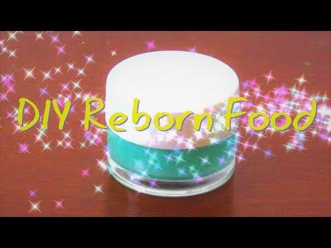 DIY Reborn Baby Food l Reborn Life