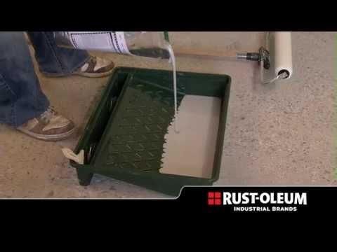 Rust-Oleum Industrial- Concrete Saver Fast Flooring