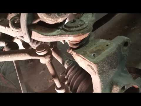 Truck Clunking! Replace Balljoints! 1999-2006 Chevy Silverado GMC Sierra