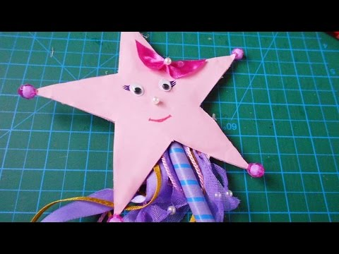 How To Make A Cute Fairy Wand For Your Kid - DIY Crafts Tutorial - Guidecentral