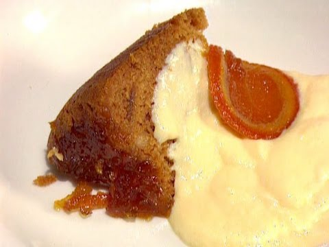 Marmalade Steamed Pudding Recipe