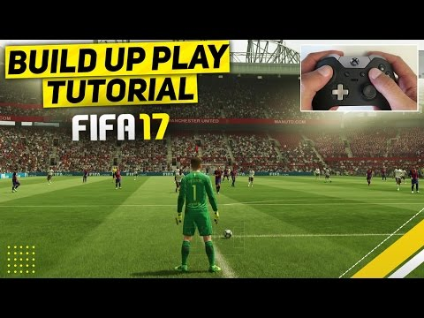 FIFA 17 BUILD UP PLAY GLITCH TUTORIAL - HOW TO ALWAYS HAVE POSSESSION OF THE BALL - TIPS & TRICKS