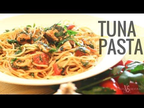 Quick and Easy Tuna Pasta