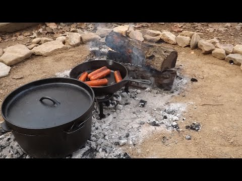 Cast Iron Cooking:  Beef Stew