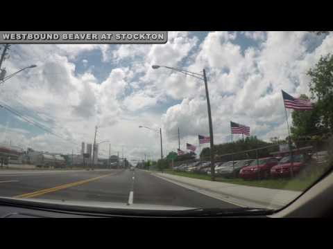 FDOT U.S. 90 (Beaver Street) Reconstruction and Widening Project