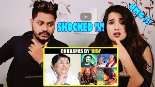 Indian Reaction On BOLLYWOOD SONGS STOLEN FROM PAKISTAN | SHOCKING | CHHAAPAS by DIDI