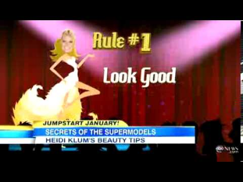 ►►► Heidi Klum: Heidi Klum's Fitness Routine Revealed 1 09 2013]