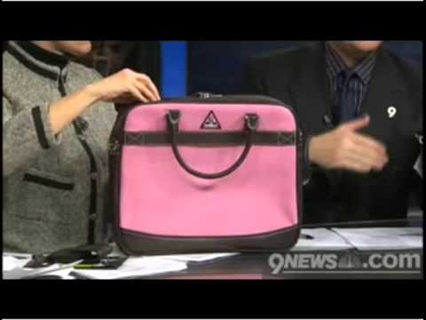 NBC Denver - Mobile Edge Checkpoint Friendly  Laptop Bag Review