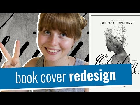 Redesign a Book Cover: Lux Series   Biannual Bibliothon