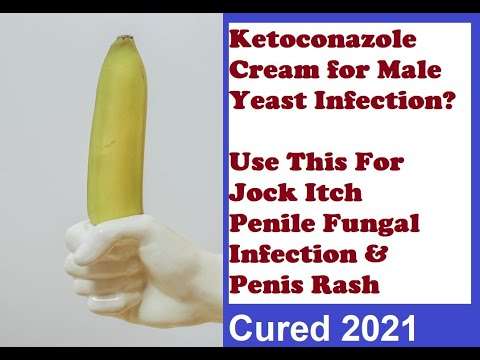 Ketoconazole Cream for Male Yeast Infection?