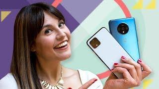 Pixel 4 vs. OnePlus 7T