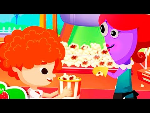 Candy's Carnival - Android Gameplay HD Video Game For Kids