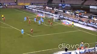Edinson Cavani's 37 goals of 2012/2013 in 4 Minutes [HD] 1080p
