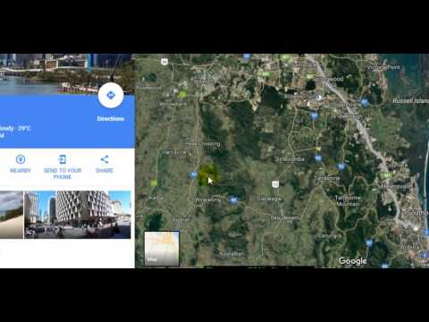 How to turn off 3d mode in Google maps
