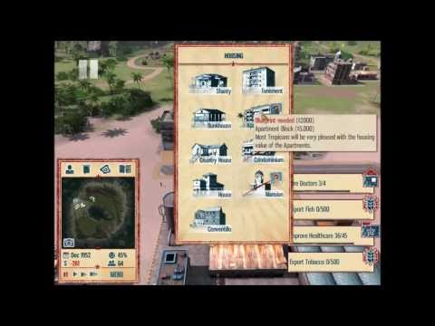 Reflex Plays... Tropico 4 #3 We Got Dem Sugar Farms