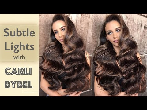 Subtle Lights with Carli Bybel