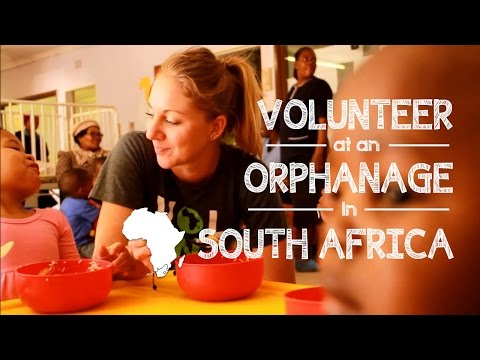 Volunteer at an Orphanage in South Africa with SWAP Working Holidays