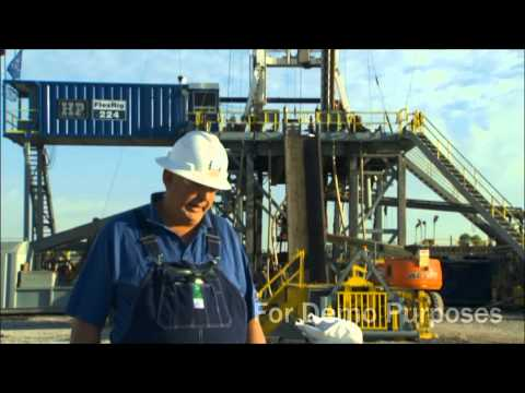 Rig Crew and Company Man - Oil and Gas Drilling: From Planning to Production