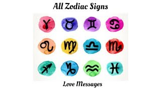 ALL SIGNS SINGLES GENERAL LOVE MESSAGES (APRIL 2019)