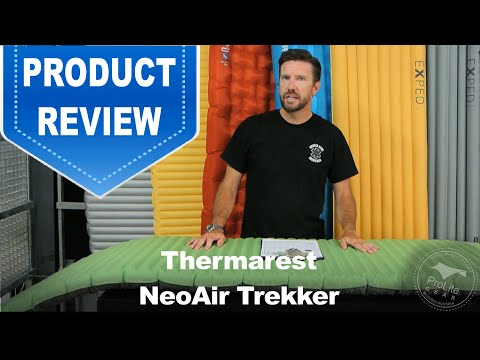 Thermarest NeoAir Trekker Review