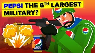 Download How Pepsi Became The 6th Largest Military In The World Video