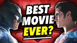 Why BATMAN V SUPERMAN May Be The Best Movie Ever! | Film Legends