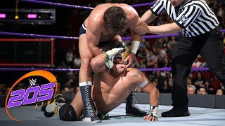 Kalisto vs. Drew Gulak: WWE 205 Live, May 1, 2018