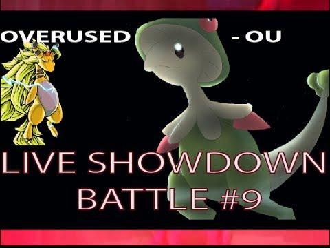 Live Pokemon Showdown Battle #9