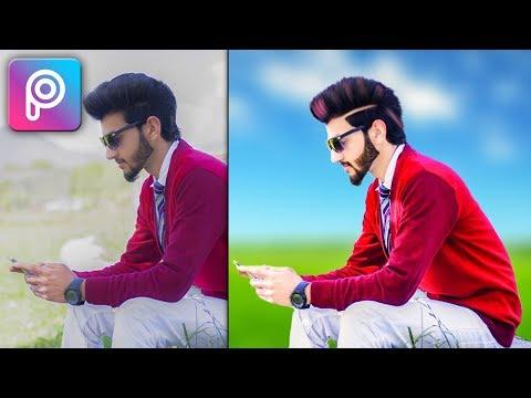 Picsart Editing Tutorial | How to Change Look | Professional CB Edit Tutorials