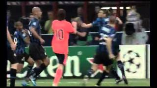 INTER Champions League 2009 2010 (il cammino)
