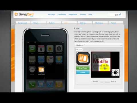 FREE Business Card Software | Electronic Business Card | SavvyCard | Divas Mobile Solutions