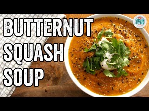 SQUASH SOUP RECIPE | Fat Boy Slimming #2