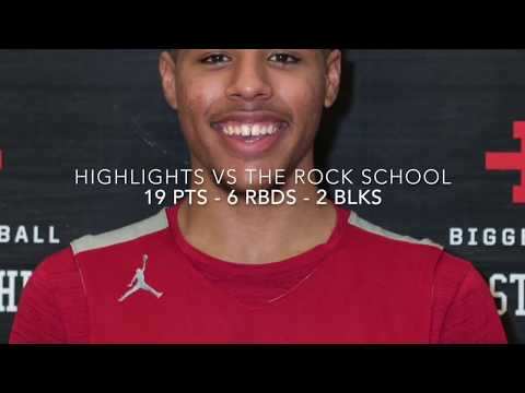 Patrick Emilien - 2018 - 6'7 Wing - 3.3 GPA - 1070 SAT - NCAA MM-HM Prospect - 3 Game Highlights