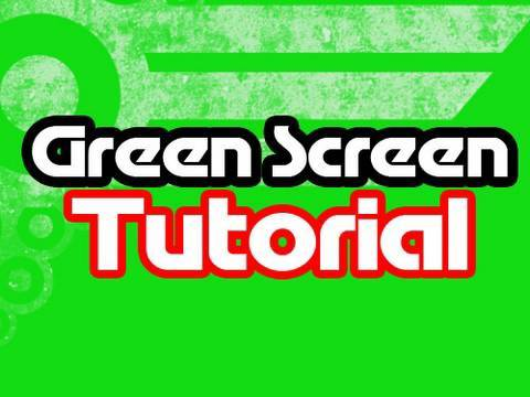 Green Screen Tutorial-How to  Chroma Key iMovie 09'