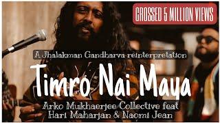Arko Mukhaerjee and Hari Maharjan Ensemble | Timro nai maya | Kolkata to Kathmandu | Rooftop Live