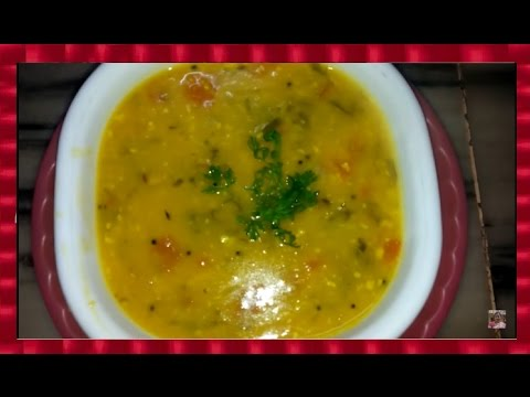 Quick / Zatpat Godi Dal / Varan ( Maharashtrian Dal ) | Quick, Very Tasty & Easy to make at Home |