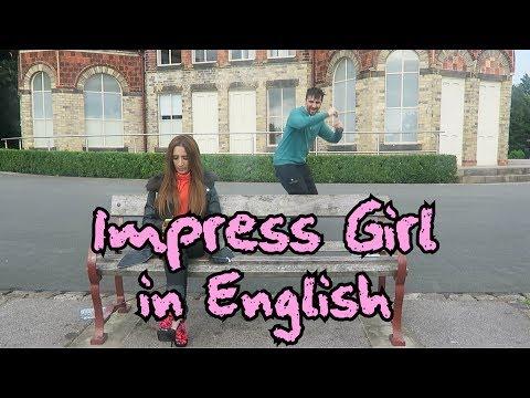 Impress Girl In English | OZZY RAJA