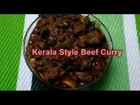 Kerala Style Beef Curry / ഈസി ടെസ്റ്റി ബീഫ് കറി - No - 233