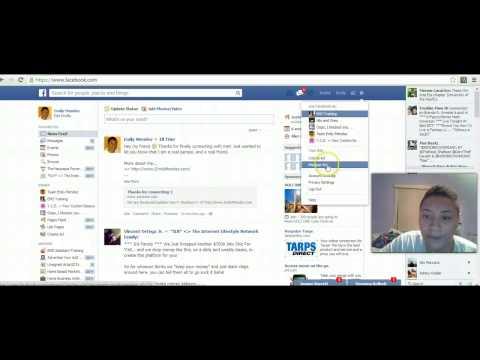 How To Allow Friends Post On My Facebook Wall Timeline