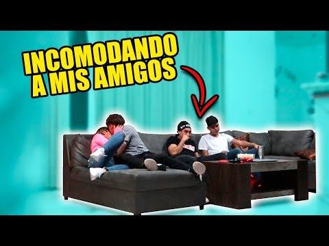 Xxx Mp4 BROMA SIENDO CACHONDOS EN FRENTE DE NUESTROS AMIGOS Mira Como Reaccionan 3gp Sex