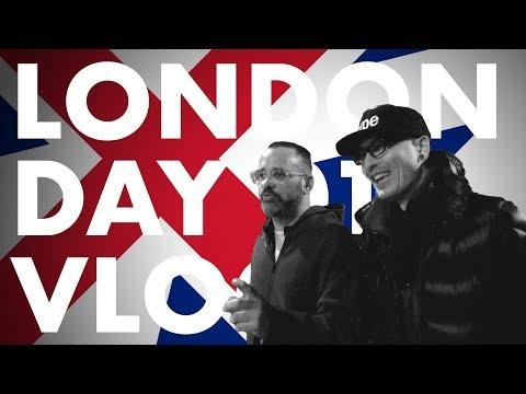 Designers Need To Change The World: Futur Euro Tour VLog— London day 1
