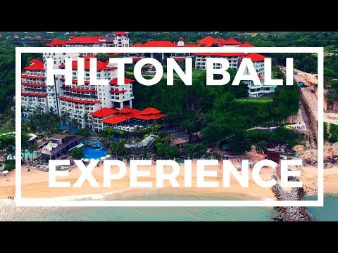 Hilton Bali Resort. Also Drones, Go Pro and Time Lapses.