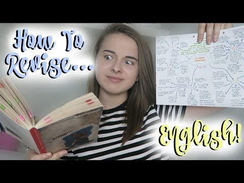 How to Get an A*/9 in English Literature | GCSE and A Level *NEW SPEC* Tips and Tricks for 2018!