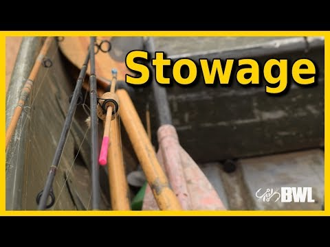 How to Stow Your Black Warrior Lures Slip Corks